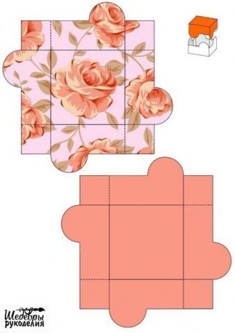 Шаблоны коробочек / Болталка / Интересные идеи для вдохновения
