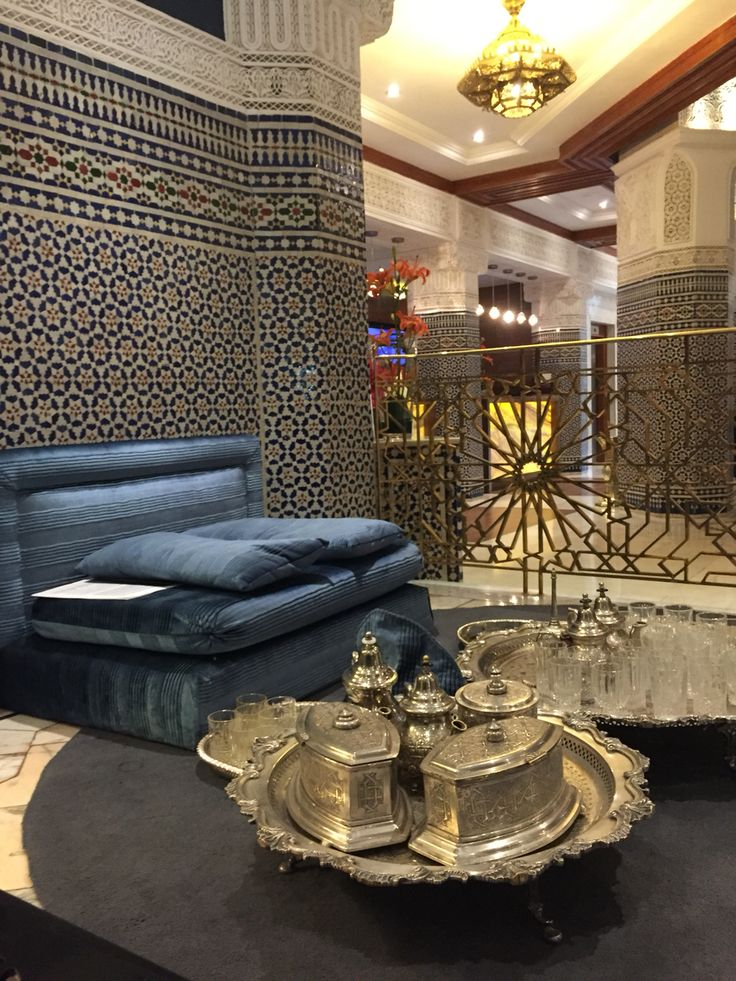 Palmeraie Palace, Marrakech, Morocco