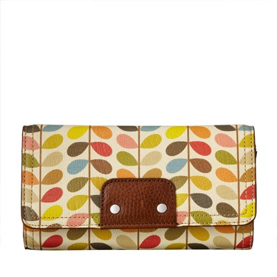 Orla Kiely Wallet/Purse - love it!