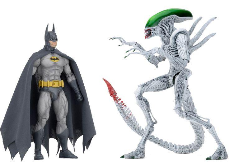 Batman Versus Alien Action Figure 2-Pack