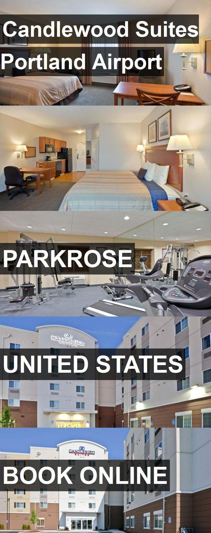 Hotel Candlewood Suites Portland Airport in Parkrose, United States. For more information, photos, reviews and best prices please follow the link. #UnitedStates #Parkrose #CandlewoodSuitesPortlandAirport #hotel #travel #vacation
