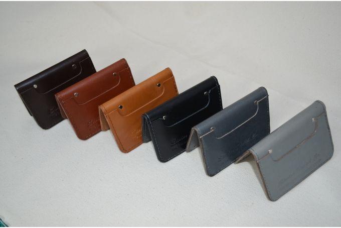 Jozi Slim Wallet by Savior Brand Co on hellopretty.co.za