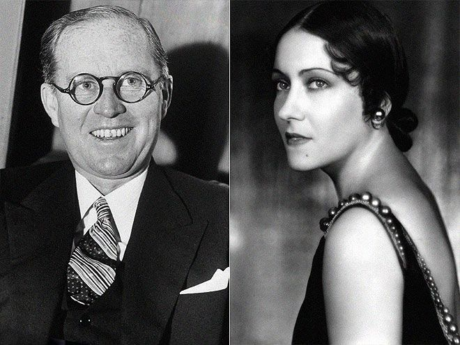 Image result for gloria swanson and joe kennedy