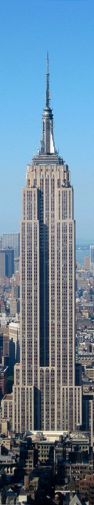 #EmpireStateBuilding #NewYorkCity #NYC #architecture