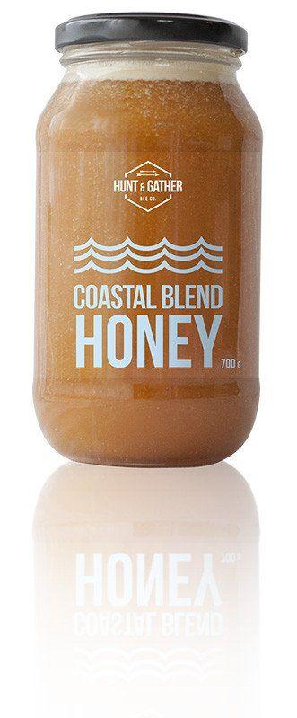 Coastal Blend Honey 750g