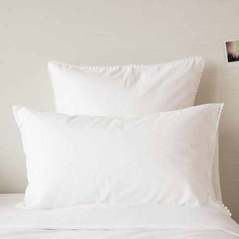 POMPOM BAND BED LINEN - Bed Linen - Bedroom   Zara Home United Kingdom