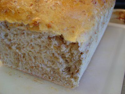 Wheat berry bread - I made today - very good!