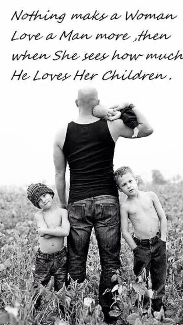 My kids love him just as much as he loves them. Weddings adding to our family and the amazing grandchildren that we have, (with more on the way). We truly have a wonderful life and family!!