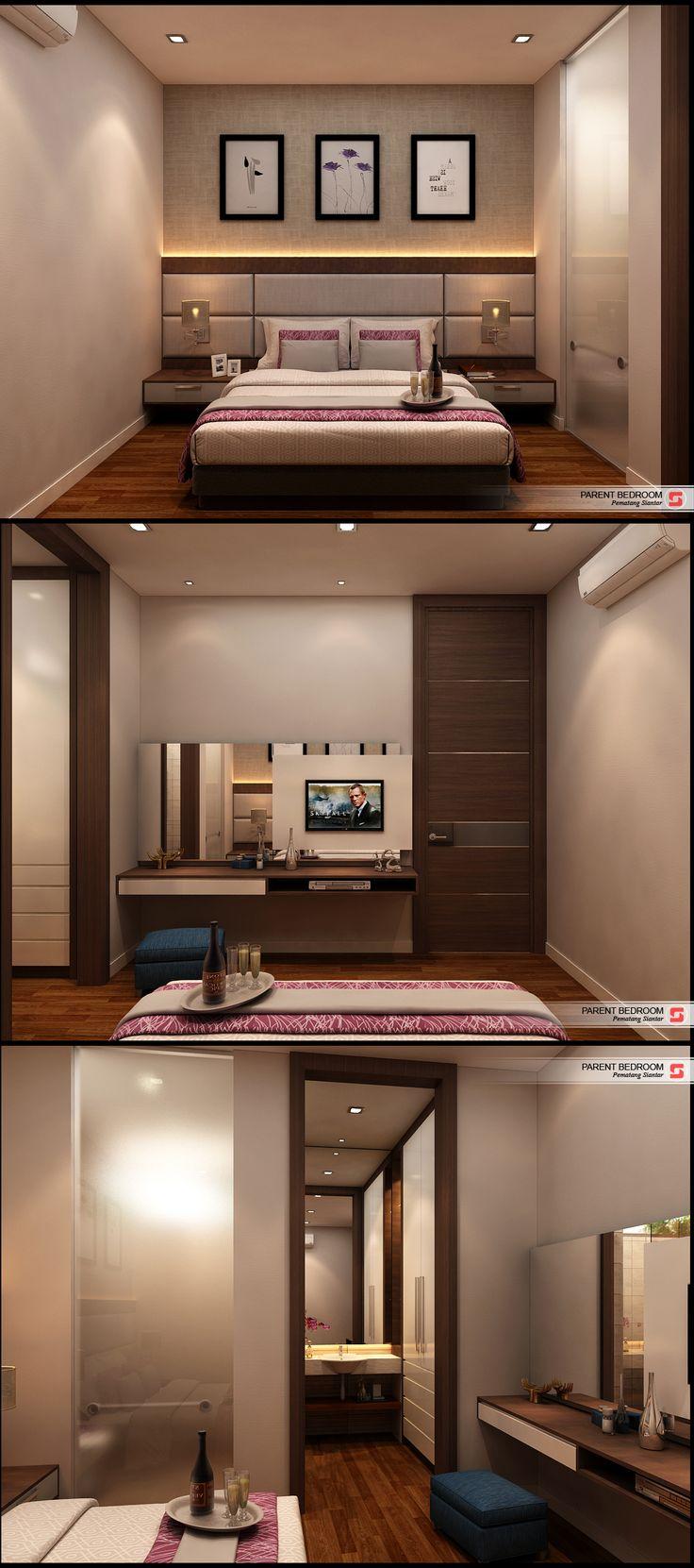 Bedroom Residential Pematang Siantar, Sumatera Utara Indonesia