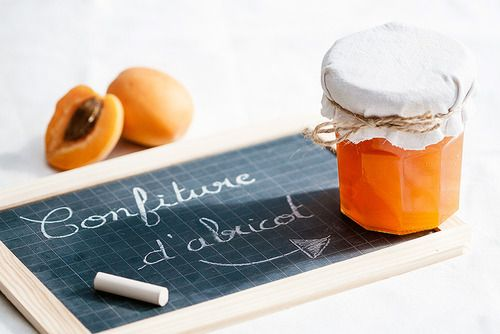 Confiture d'abricot// Apricot jam