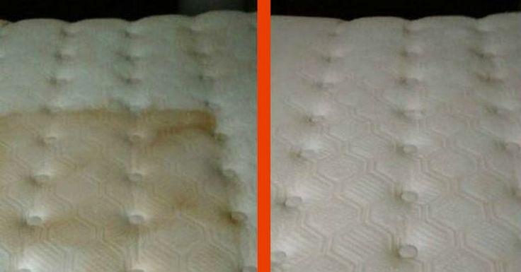 Svett och smuts letar sig gärna igenom lakanet och sätter sig i din madrass utan att du märker det.
