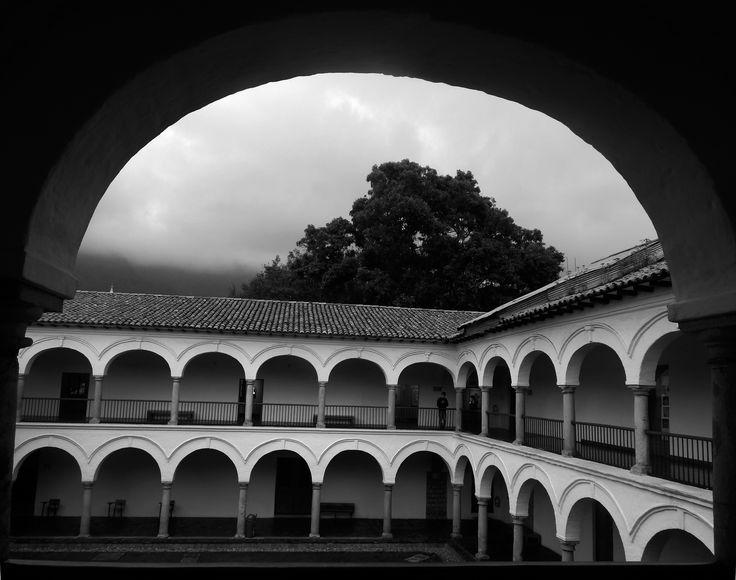 Claustro de San Agustín, Bogotá.