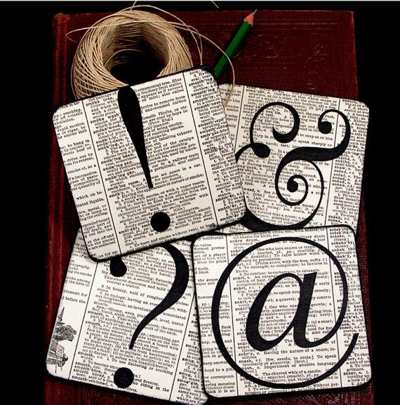 20 Projects for Book Pages