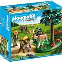 PLAYMOBIL Voederplaats voor bosdieren - 6815 -  Koppen.com