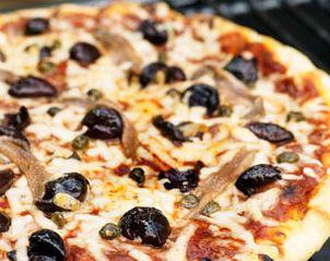 best 20+ pizza aux anchois ideas on pinterest | anchois recette