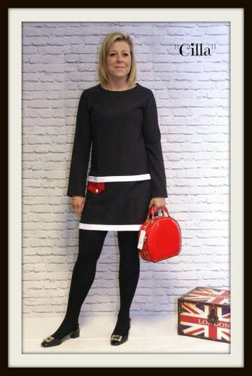 """The """"Cilla""""...find this under the modelle tab at www.modclothin.co.uk"""