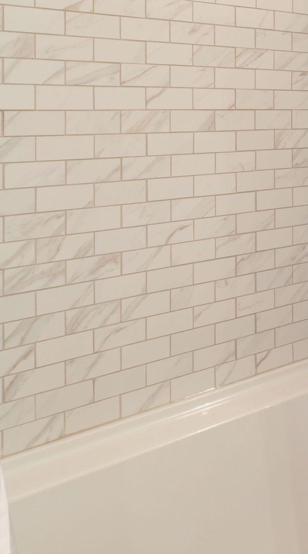 Bathroom Carrara 2x4 Mosaic Fl06 White 2 Quot X 4