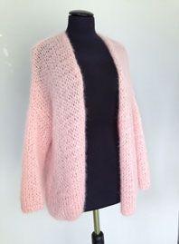 Josette, #breien, gratis patroon, Nederlands, vest, Bernadette lookalike, breipatroon