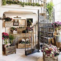 ¿Tartas caseras y decoración exquisita? Salon des fleurs • Fun and Deco