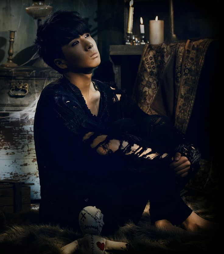VIXX - VOODOO DOLL Profile Ravi [Kim Won Shik]