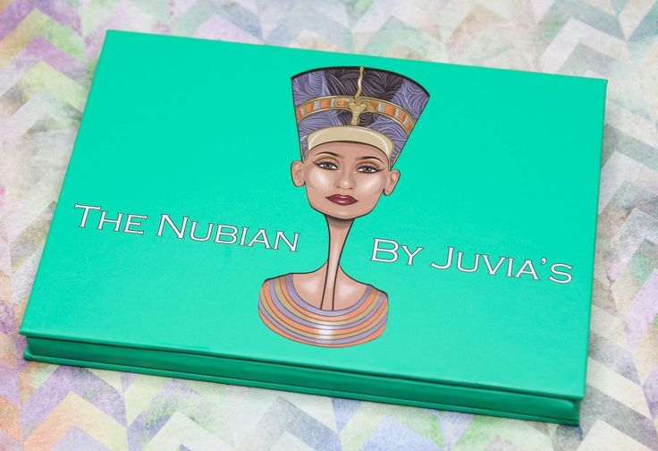 Review│Juvias's Place The Nubian Eyeshadow Palette