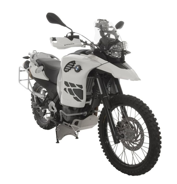 Tank Conversion TT37 For BMW G650GS Sertao