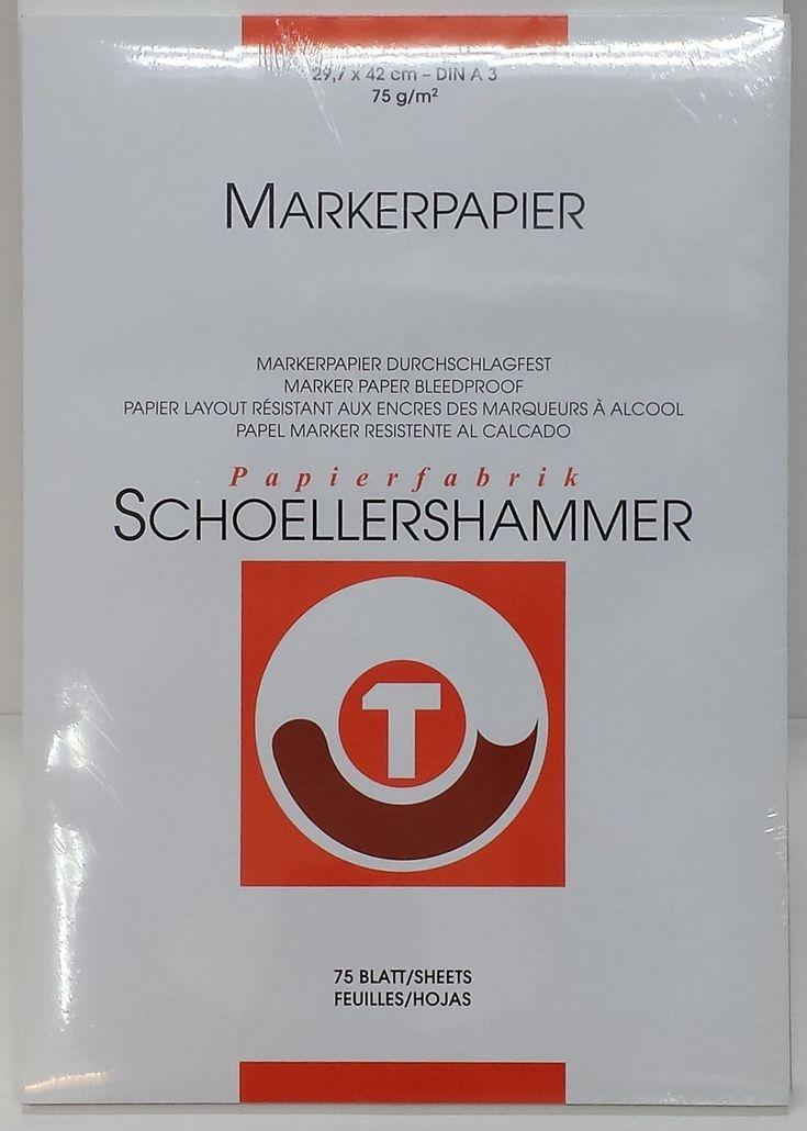 Schoellershammer Marker Paper.