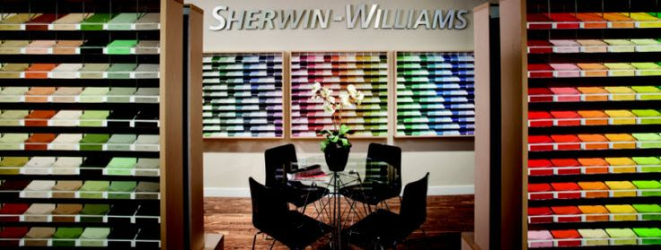 Sherwin Williams - Since its founding by Henry Sherwin and Edward Williams in 1866,  The Sherwin-Williams Company has not only grown to be the largest producer of paints and coatings in the United States, but is among the largest producers in the world. http://www.sherwin-williams.com/  - @HBA of Metro Orlando