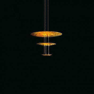 Светильник подвесной Catellani & Smith Macchina della Luce E, золотой #Catellani&Smith