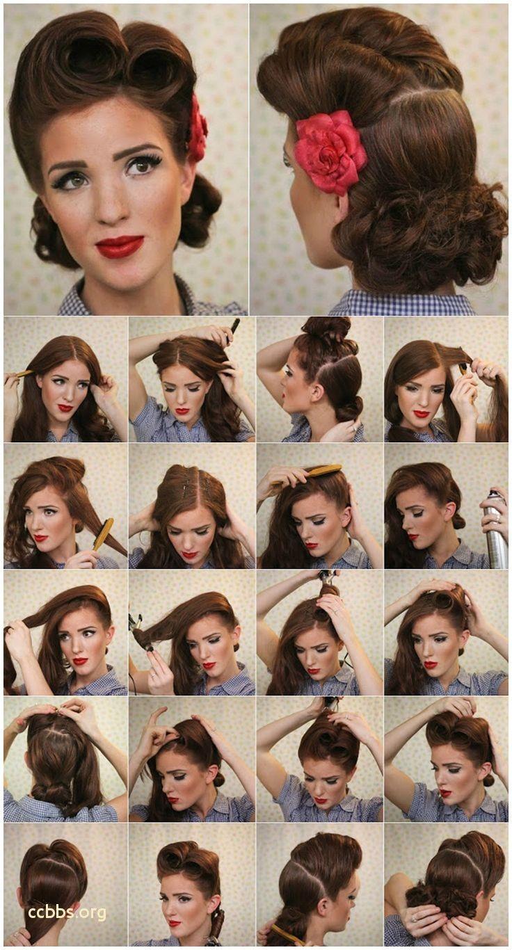 Pin En Peinados Pin Up 200 Ideas Geniales Para Ti