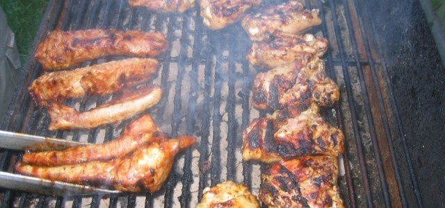 Traditional South African Braai