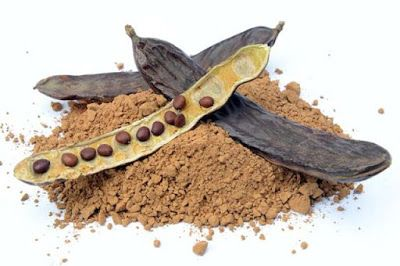 Basic Characteristics of Carob     Carob (Ceratonia siliqua)  is an evergreen tree, which grows in the warm Mediterranean regions.    Tree ...