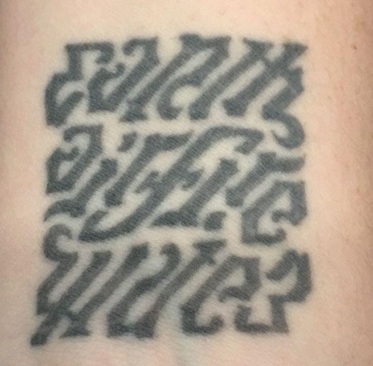 Illuminati Diamond from Dan Brown's Angels & Demons #tattoo #ink #earth_air_fire_water