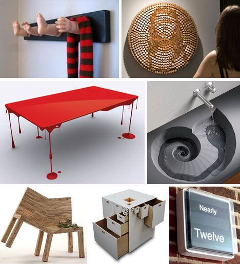 66 best images about funky furniture on pinterest for Funky modern furniture