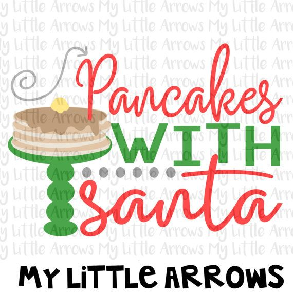 Design: Pancakes with santa SVG, DXF, EPS, png Files for Cutting Machines Cameo or Cricut - breakfast with santa shirt - breakfast with santa svg  Tip: SVGs only work with the Designer edition of Silhouettes Studio software, if you do not have that, you will use the DXF file.  THIS IS A DIGITAL PRODUCT, NO PHYSICAL ITEMS WILL BE SHIPPED, AND NO REFUNDS ARE ALLOWED. However, please contact me if theres anything at all that I can do to help!  These cutting designs are not to be altered…