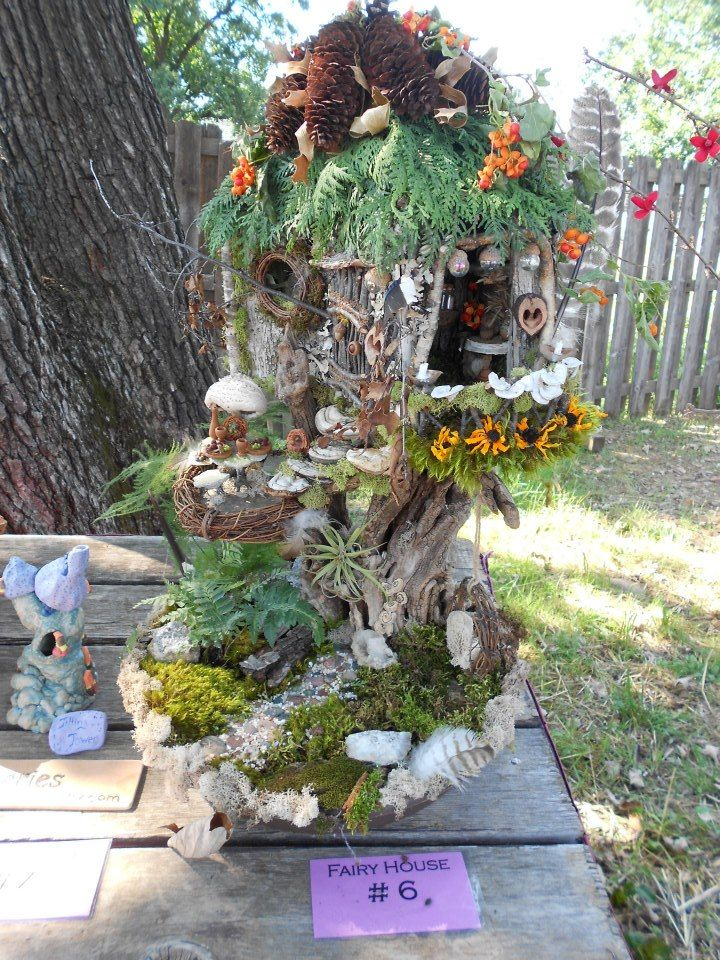 2012 Fairy House Competition Winner for the