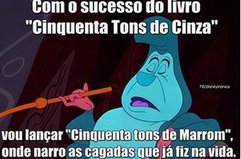 Essa página contém imagens de inúmeros personagens da Disney com frases engraçadíssimas, sobre o cotidiano! Vale a pena conferir!Fonte: Disney Irônica