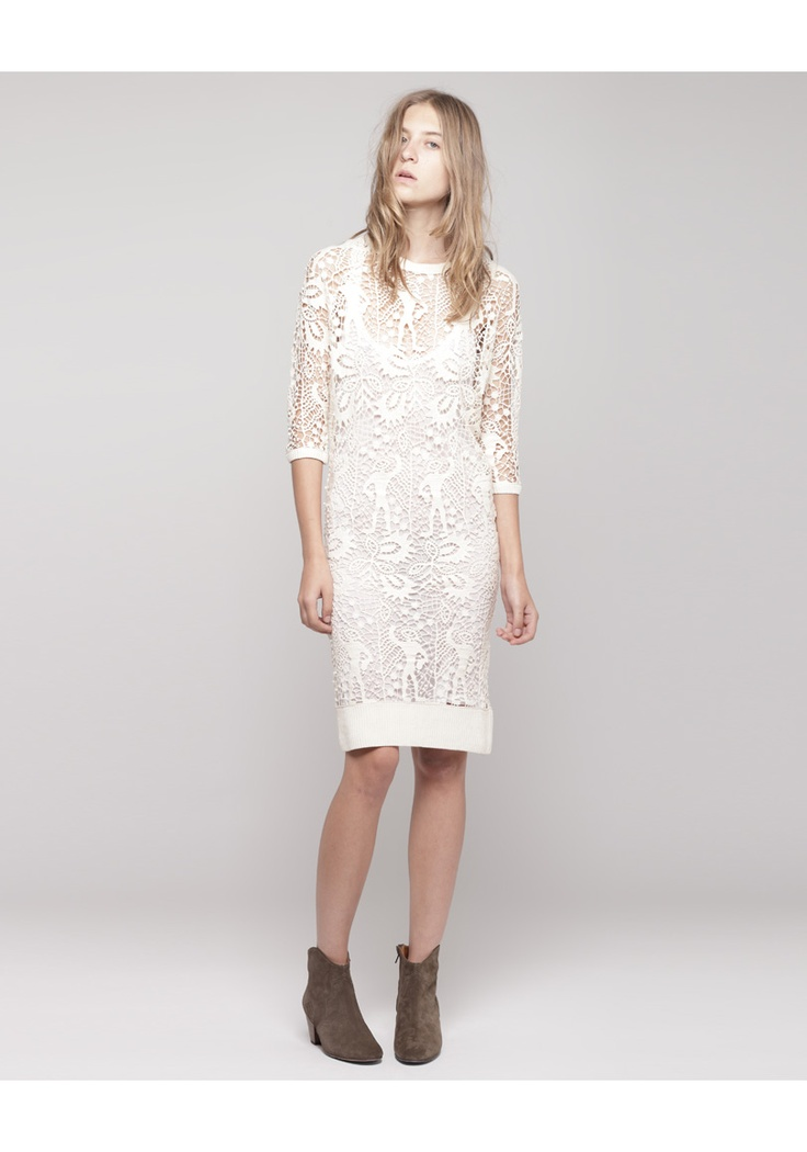 Isabel Marant Caira Half Sleeve Minidress Love The Dress Model S Expression