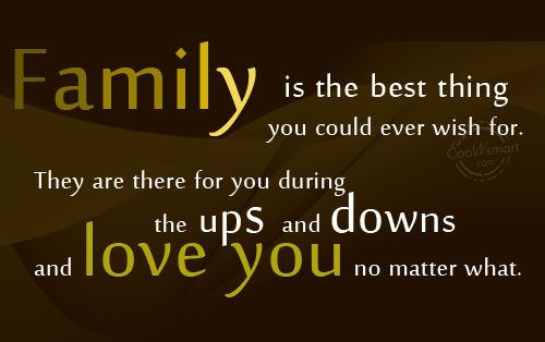 200  Best Family Quotes