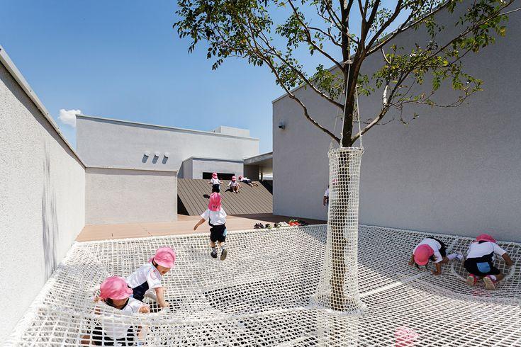 Gallery of ATM Nursery / HIBINOSEKKEI + Youji no Shiro - 30