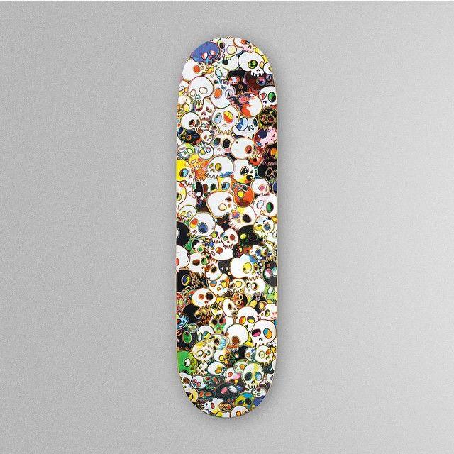 Takashi Murakami x Vans Vault Skate Decks available @1st_og  Opening @1st_og  Saturday, 22nd August 2015, 10AM CET  Niederdorfstrasse 10 - Zurich - Switzerland
