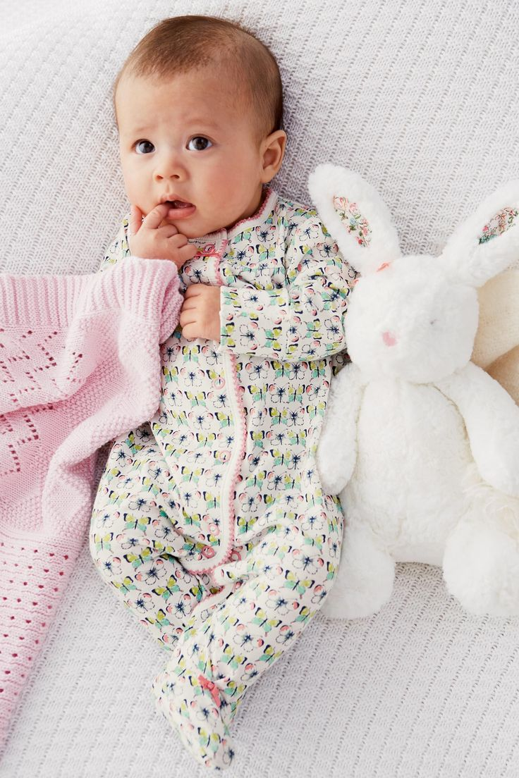 Next online party dresses - Buy Two Pack Green Butterfly Sleepsuits 0 2yrs From The Next Uk Online
