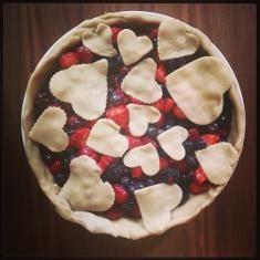 Summer Berry Pie (via www.foodily.com/r/73d54be0da-summer-berry-pie-by-one-hungry-mama)