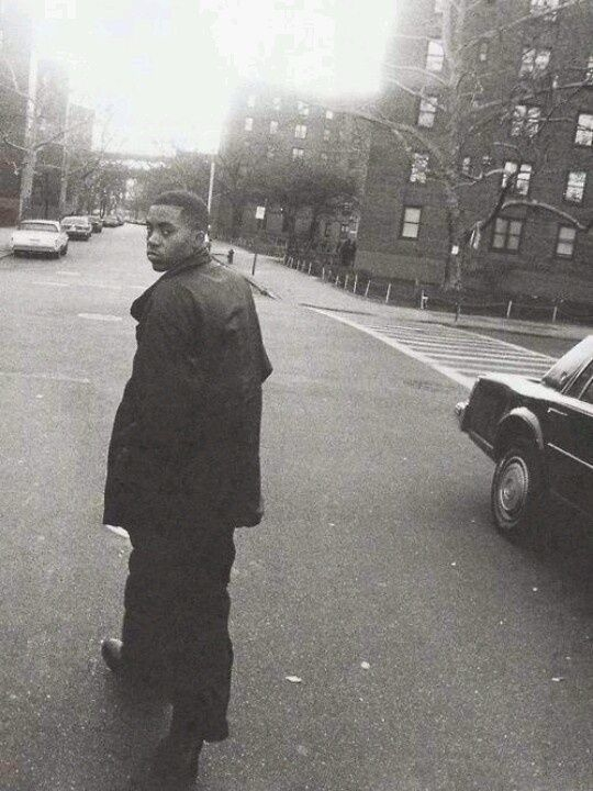 NAS. One of the greatest MC's of all time (Nas, BIG, Pac, Rakim, Big L, Eminem).