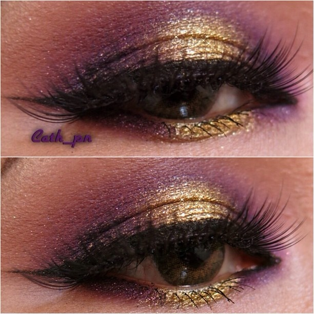 42 best images about purple and gold go tigers on for Eyeliner tattoo mn
