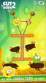 Download Cut the Rope 2 for Android http://ift.tt/1Nt30zX