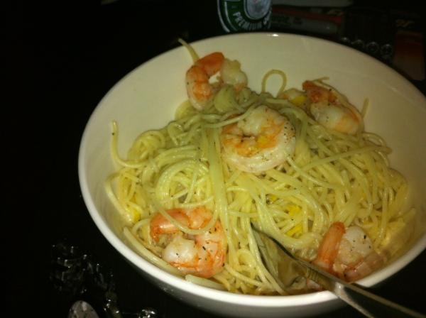 Linguine With Citrus-Roasted Shrimp Recipes — Dishmaps