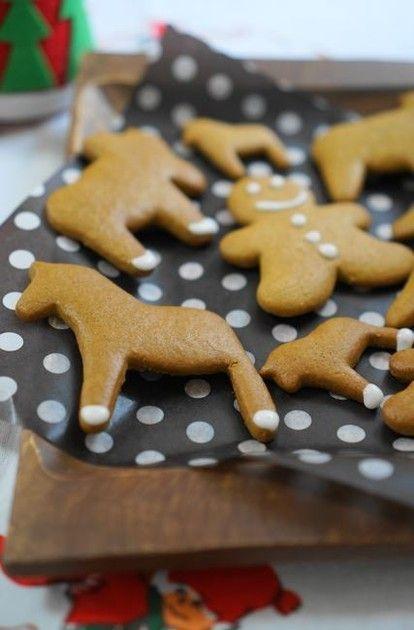 スウェーデン冬の定番☆ジンジャークッキー by うさぎのシーマ [クックパッド] 簡単おいしいみんなのレシピが224万品