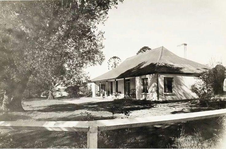 Elizabeth Farm House in 1946.