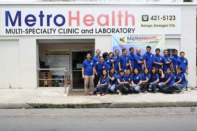 MetroHealth Multi-Specialty clinic & Laboratory 501 Alegre